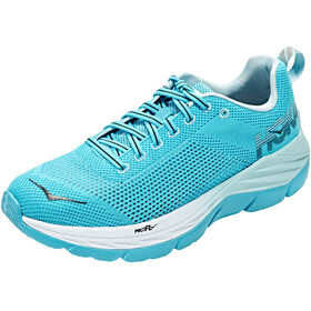 Hoka One One Mach Running Shoes Women bluebird/white